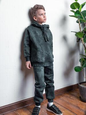 Комплект для мальчика Nikastyle 7т10521.2 хаки