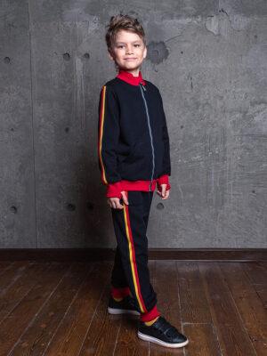 Комплект для мальчика Nikastyle 7т11921.2 черный