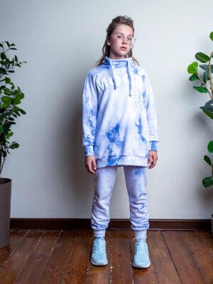 Комплект для девочки Nikastyle 7т12421.2 голубой