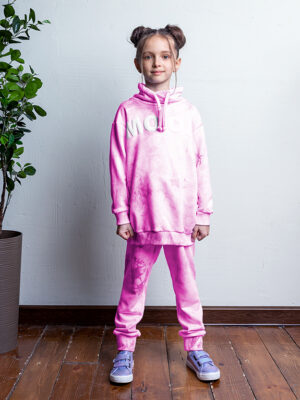 Комплект для девочки Nikastyle 7т12621.2 фуксия