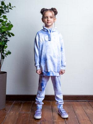 Комплект для девочки Nikastyle 7т12621.2 голубой