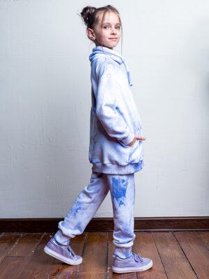 Комплект для девочки Nikastyle 7т12621.2 голубой 2