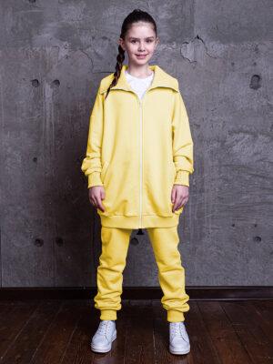 Комплект для девочки Nikastyle 7т13821.2 желтый