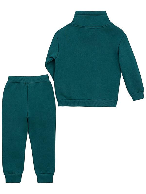Комплект для мальчика Nikastyle 7т7121.2 зеленый 2
