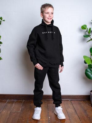 Комплект для мальчика Nikastyle 7т7321.2 черный