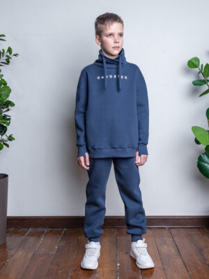 Комплект для мальчика Nikastyle 7т7321.2 джинсовый