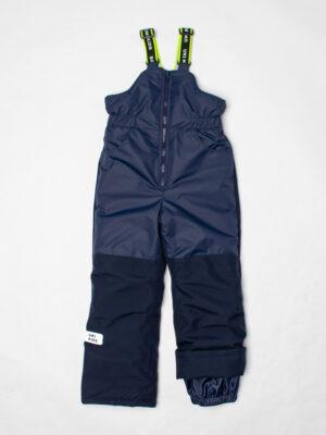 Комплект зимний для мальчика UKI kids Деним синий-джинс 14
